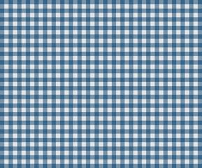 Tischtuchmuster blau grau