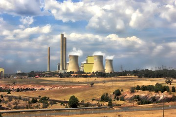 Loy Yang power station in Australia