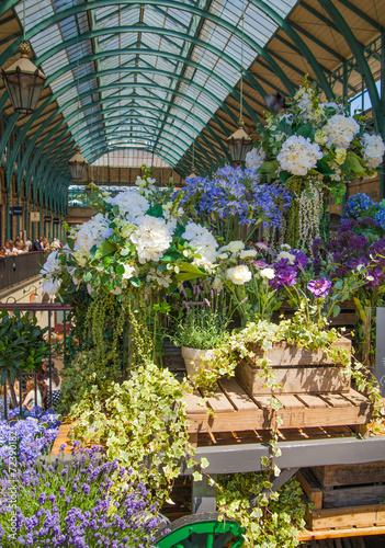 Covent garden market, London\