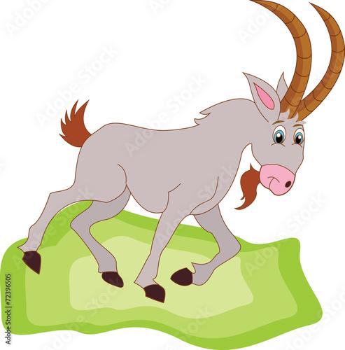 Billy Goat  Animal Icons  Cute goats Sheep illustration