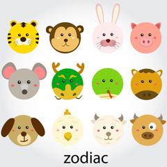 Illustrator of zodiac two