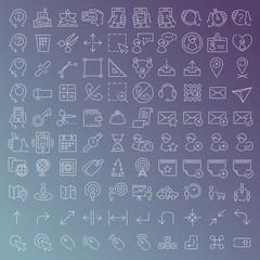 100_icons_laboratory home
