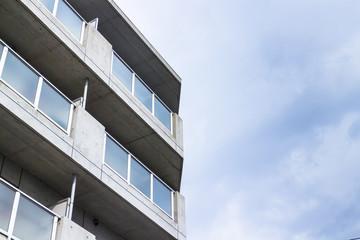 マンション apartment house