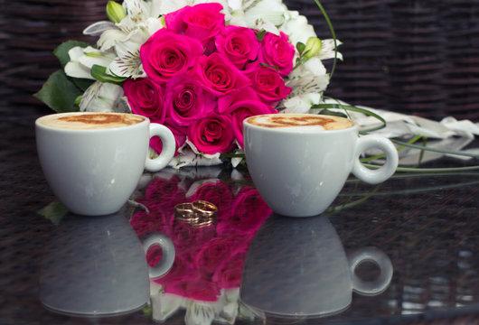 Кофе для молодоженов