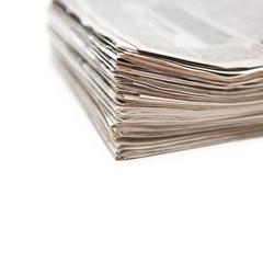 Viele Zeitungen