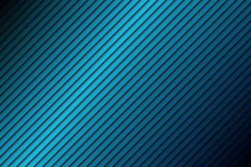 Blue line abstract background
