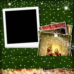 Christmas Cards photo frame