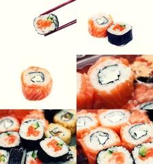 Susi set of images, instagram color