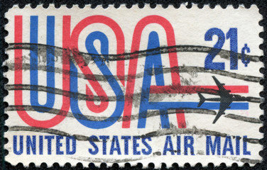 image depicting aircraft, United States Air Mail