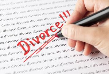 Divorce !!!