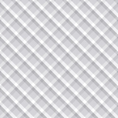 Gray and white plaid pattern1