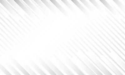 Background vector - gradient grey with stripes pattern