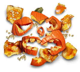 Pumpkin Smashed