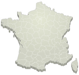 France - Département 3D 1