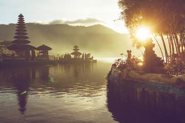 Fotobehang Indonesië Ulun Danu