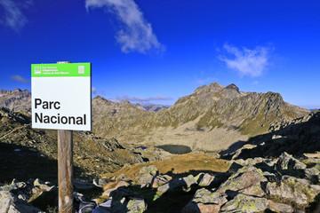 Parc nacional d'Aiguestortes, Spain