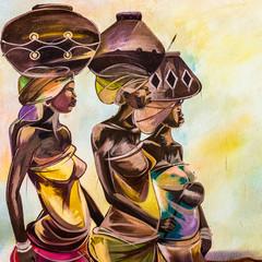 tribal girls
