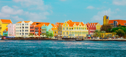 Willemstad/Curacao Wall mural