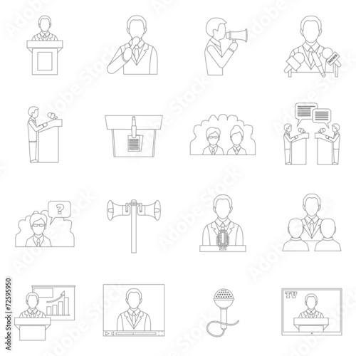 outline for public speaking