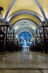 Crypte de la Basilique Notre dame de Fourvière