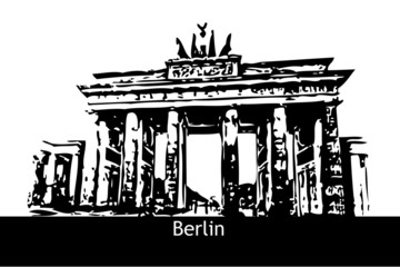 Berlin art design illustration