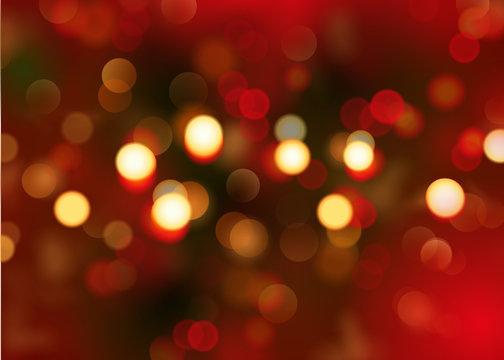 Bokeh - Weihnachten