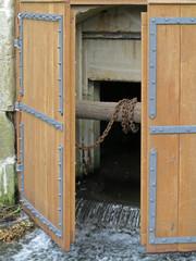 Schleusentor in Rinteln
