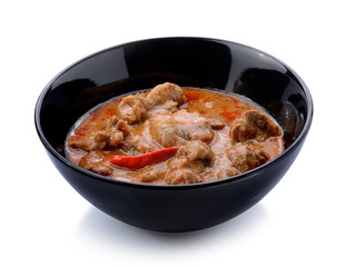 Panaeng curry is a type of Thai curry