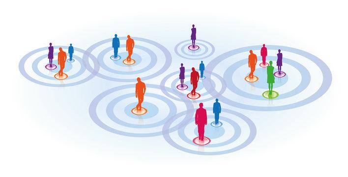 réseaux sociaux, réseau social,
