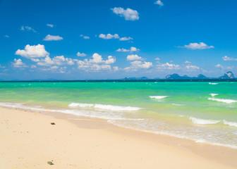 Serene Waters Divine Coastline