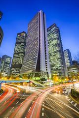 Staande foto Tokyo Tokyo, Japan Shinjuku Skyscrapers