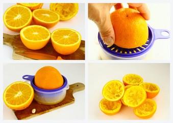 """montage""""pressage de jus de fruit frais"""""""