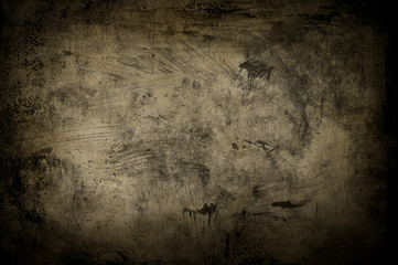 dark abstract background with black vignette borders