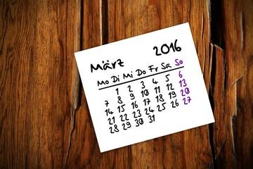 zettl brettl holztisch kalender 2016 III