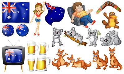 Australia set