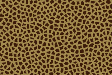 Abstract print giraffe  seamless pattern