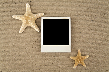 picture with starfishes