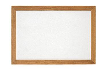 old used picture frames with white background, isolated