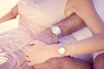 Holding couple