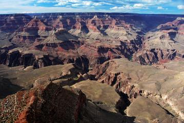 Failles du Grand Canyon