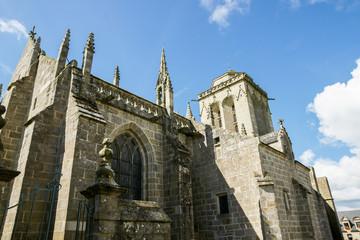 Eglise Saint-Ronan Locronan