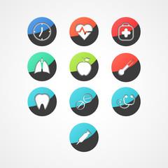 Medical  web icon
