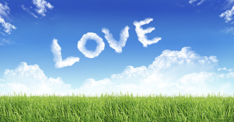 love nature  background image