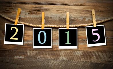 Jahreszahl 2015