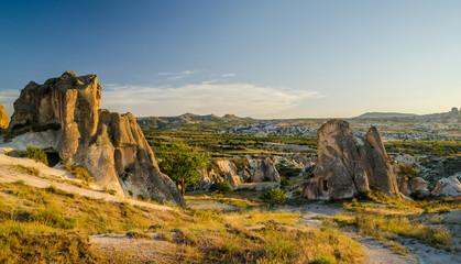 Landscape at Cappadocia , Turkey