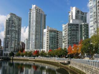 Vancouver Skyline.
