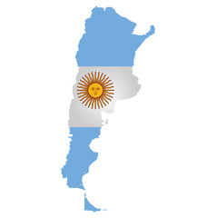 Flag of the Argentine Republic