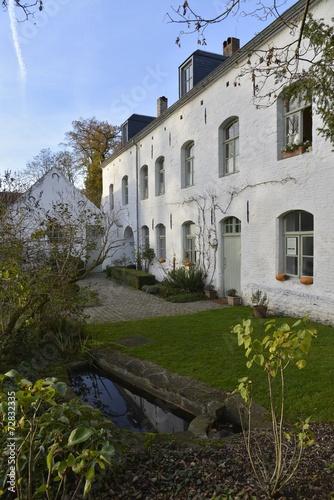 La Maison Du Portier Et Son Petit Jardin Stock Photo And Royalty