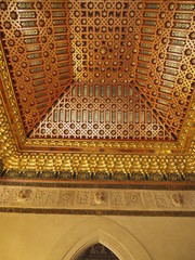 Interior del Alcázar de Segovia