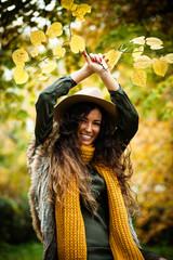 autumn fashion look